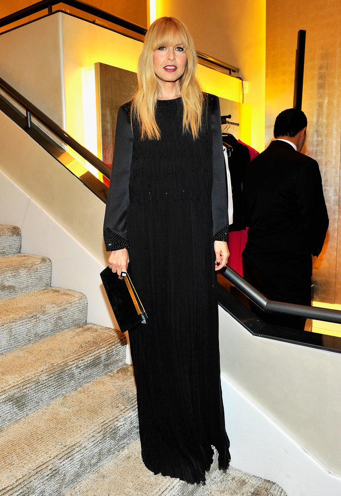Rachel Zoe at the Giorgio Armani Oscars Party