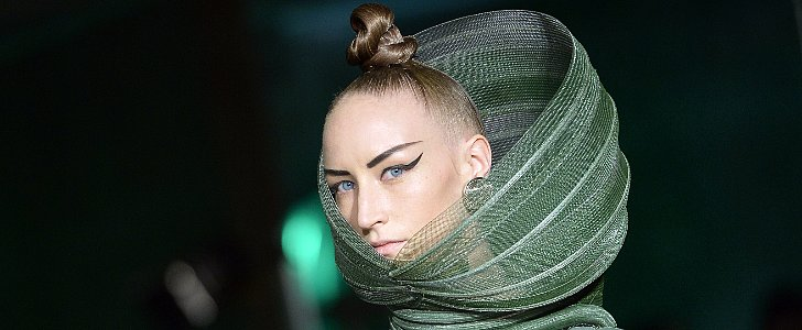 Jean Paul Gaultier Looks Into the Beauty Future