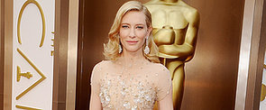 Cate Blanchett Went for a Princess Vibe at the Oscars