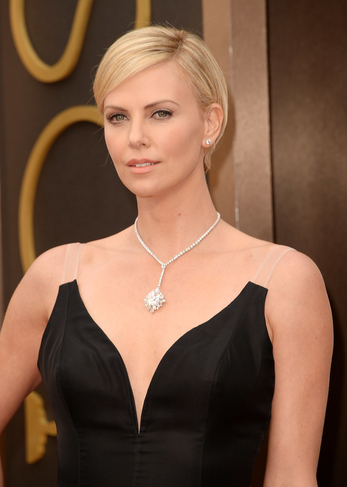 Charlize Theron at 2014 Oscars