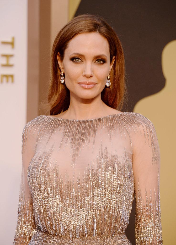 Angelina Jolie at 2014 Oscars