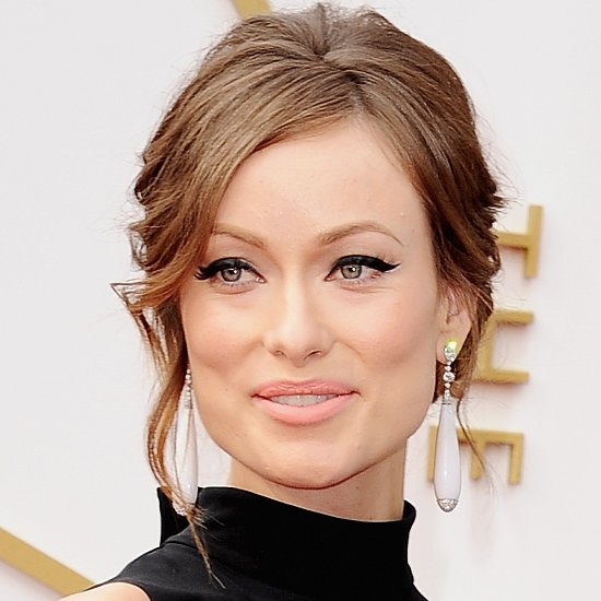 How to DIY Olivia Wilde's Oscars Makeup