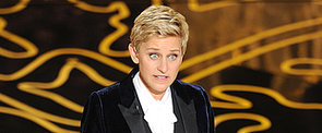 Ellen DeGerenes Just Scared the Heck Out of Leo and Sandra
