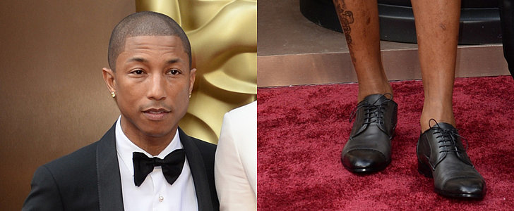 Did Pharrell Come Up Short on the Oscars Red Carpet?