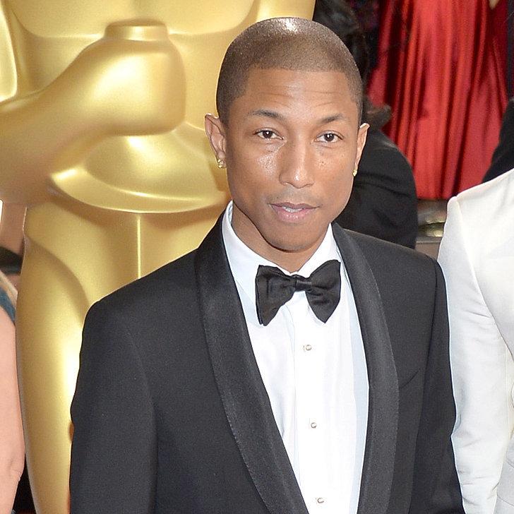 Pharrell Williams Shorts at Oscars 2014