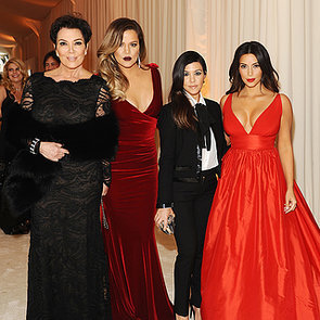 The Kardashians at Elton John's Oscar Party 2014
