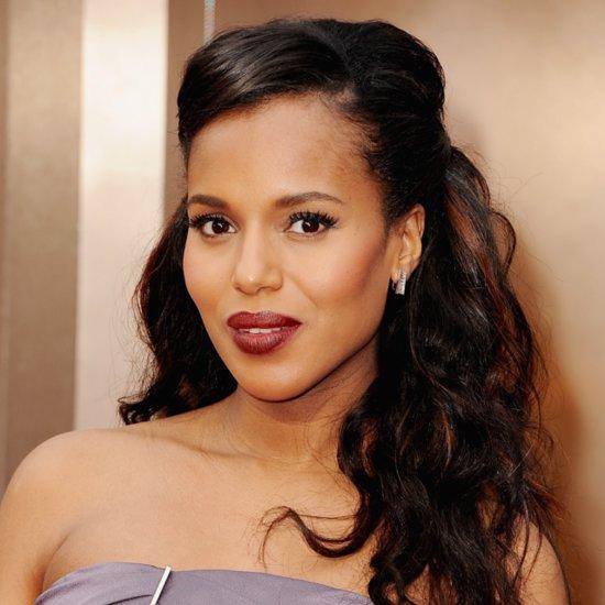 Dark Lipstick Makeup Trend at the Oscars 2014
