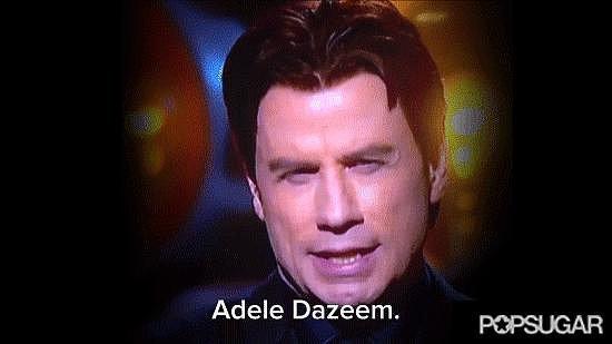 John Travolta Had the Worst Name Fail in History