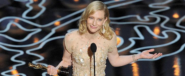 Announcing the 2014 Oscar Winners!