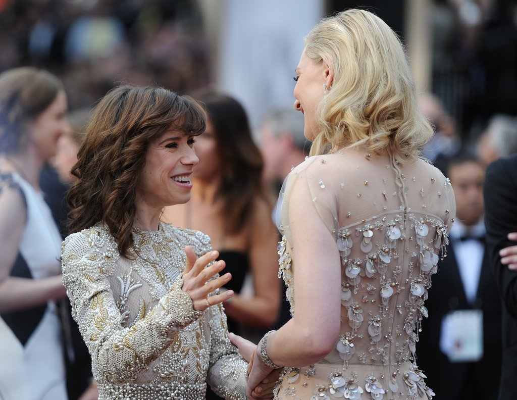 Cate Blanchett Wins Her Second Oscar!