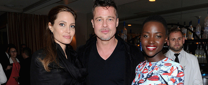 Angelina, Brad, and Lupita Are Ready For the Oscars . . . Are You?