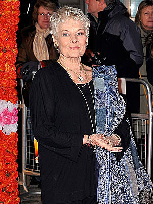 Judi Dench Will Be in India on Oscar Night