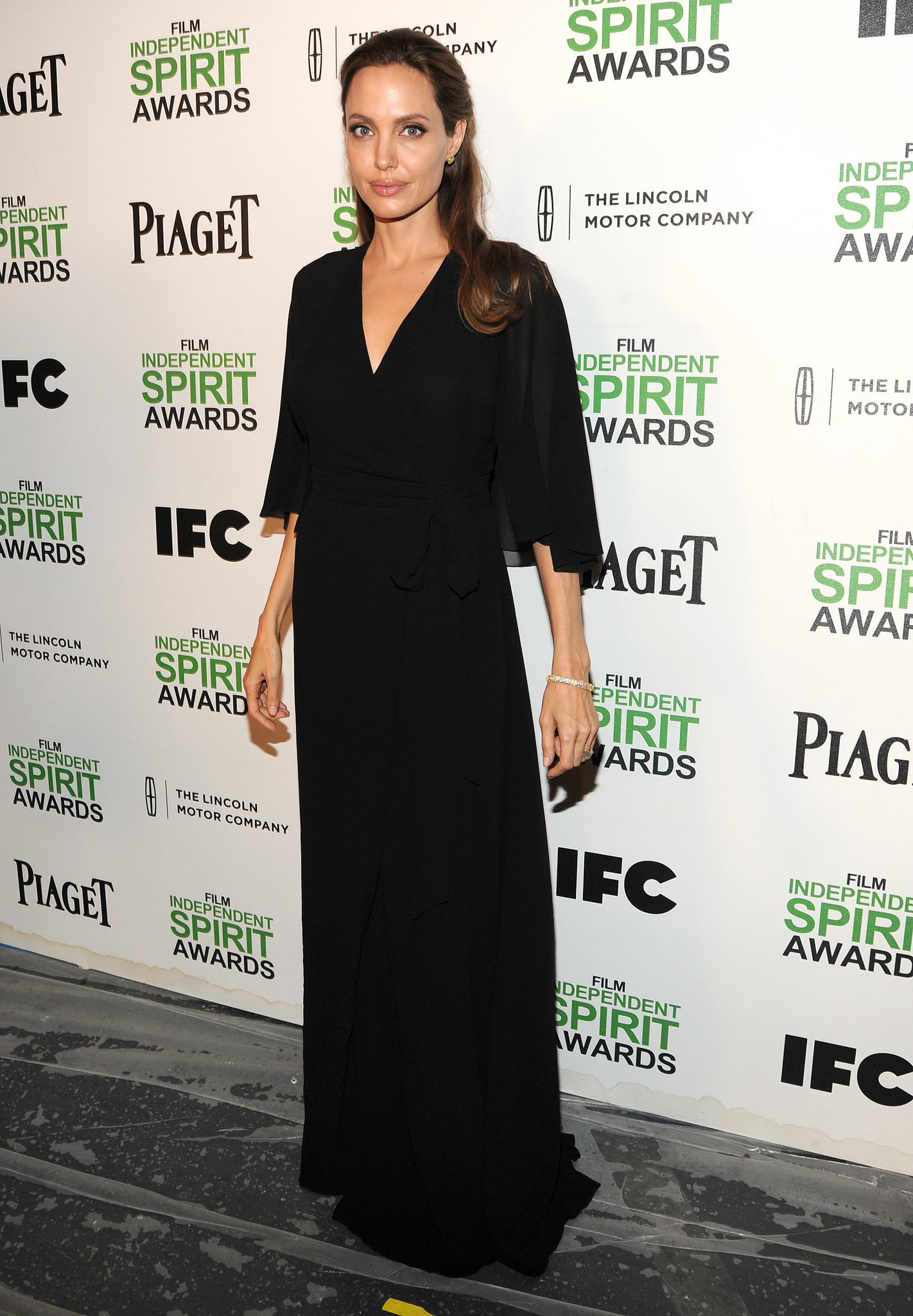 Angelina Jolie at the 2014 Spirit Awards