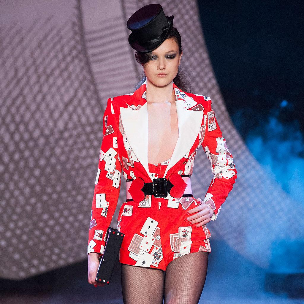 Olympia Le-Tan AW 2014 Runway Show   Paris Fashion Week