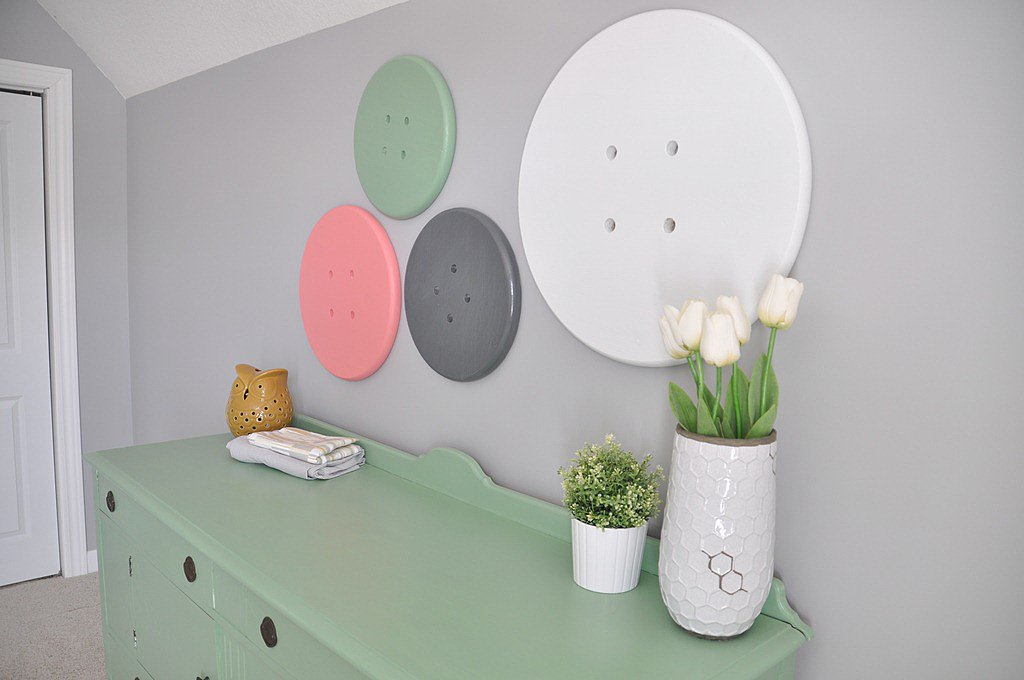 Diy Wall Decor For Nursery Color The Walls Of Your House