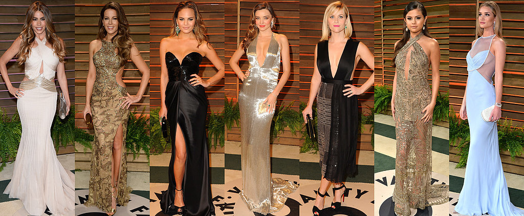 You Haven't Even Seen Last Night's Sexiest Dresses Yet!