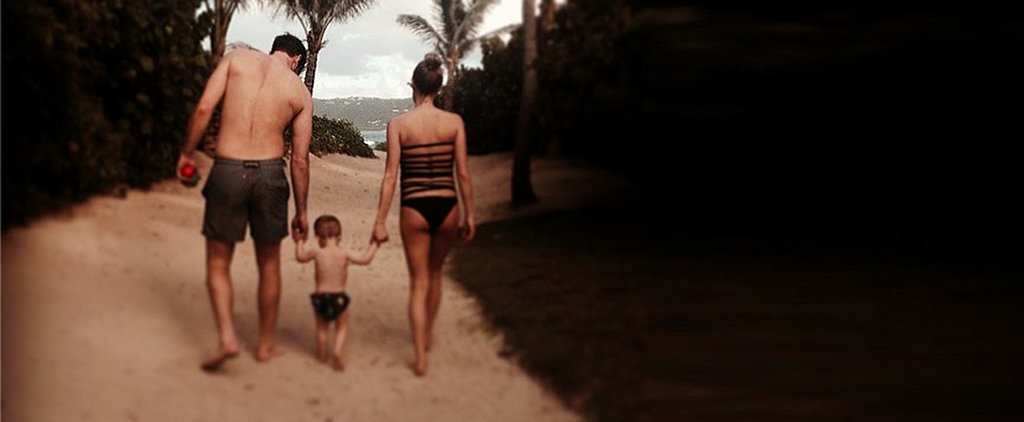 Found: Kristin Cavallari's Perfect Maternity Swimsuit