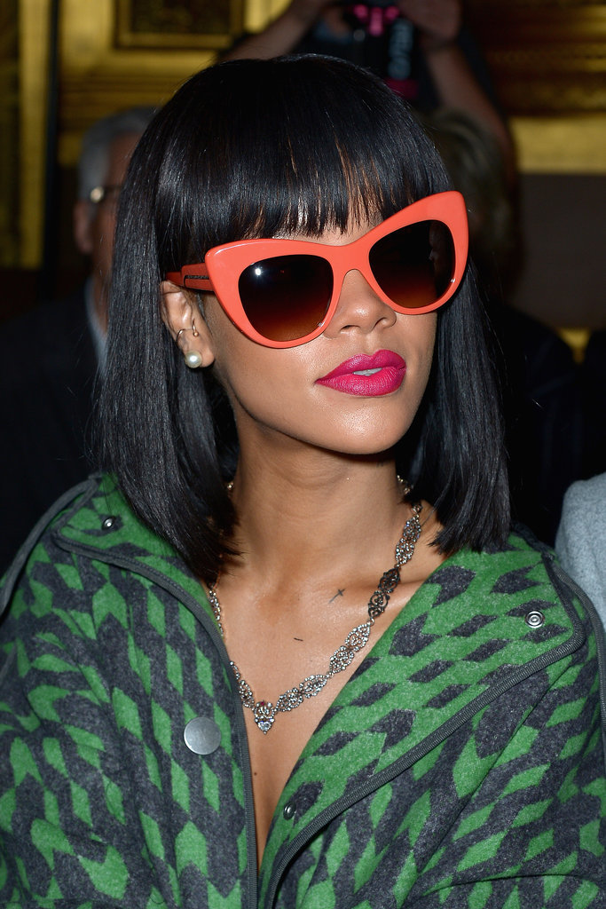 Rihanna at Stella McCartney
