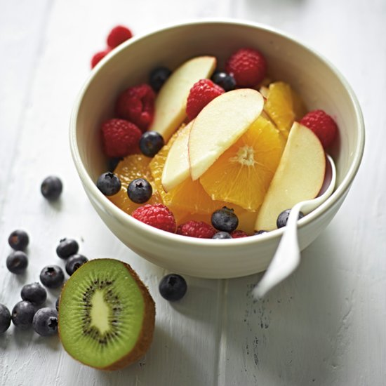 Michelle Bridges Superfood Cookbook: Fruit Salad Recipe
