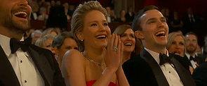 Jennifer Lawrence brachte ihren Freund Nicholas Hoult mit zu den Oscars