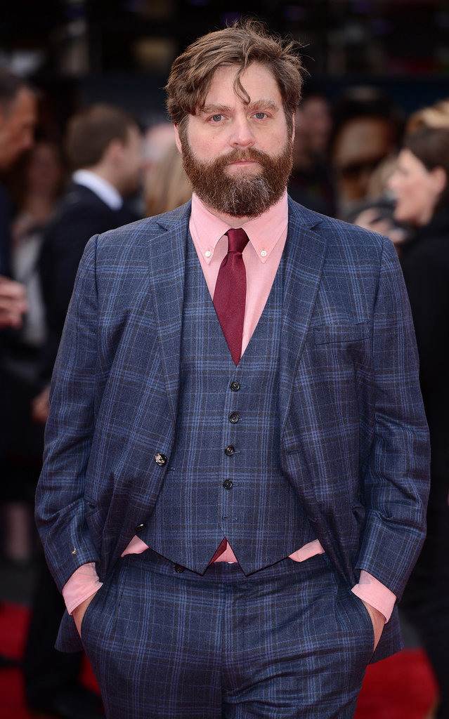 Zach Galifinakis
