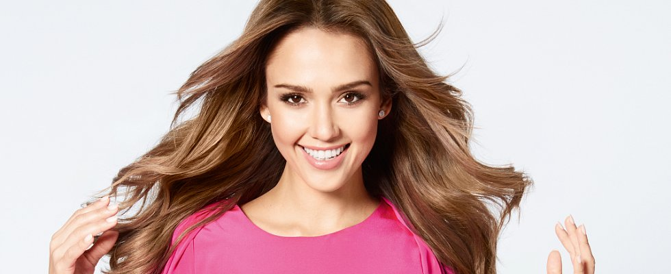 We're Not Surprised Jessica Alba Scored a Hair Contract