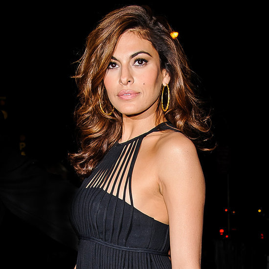 Eva Mendes Diet and Exercise