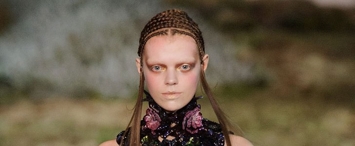 You'll Definitely Give a Hoot About the Alexander McQueen Makeup
