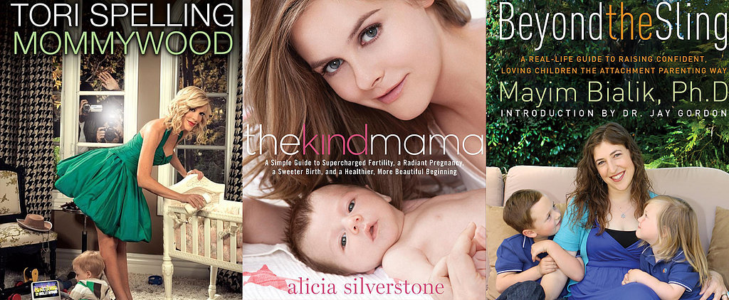 Celebs Who Wrote the Book on Parenting — Literally!
