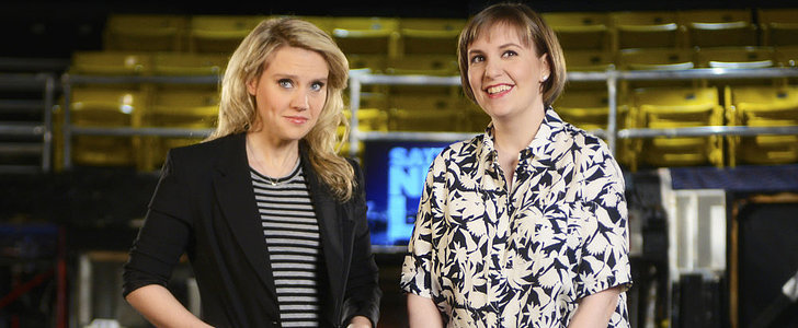 Lena Dunham's SNL Promos: Nudity Included