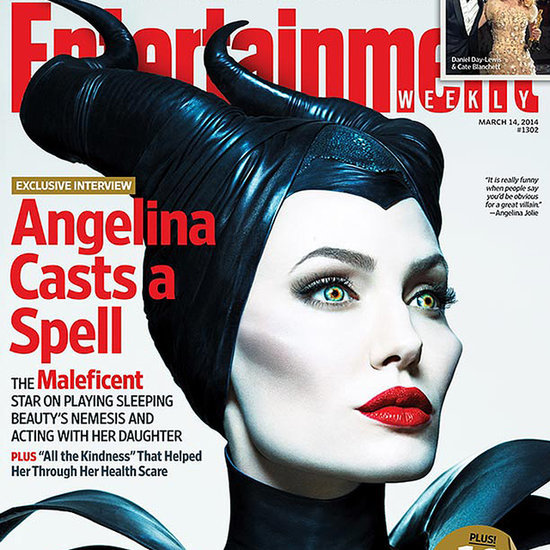 Maleficent Entertainment Weekly Cover