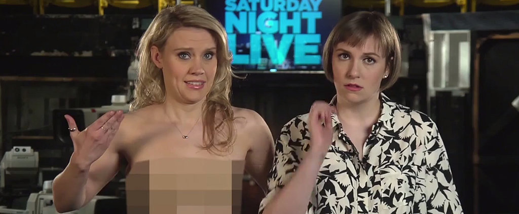 Dear Lena Dunham: Here's Why We're Pumped You're Hosting SNL