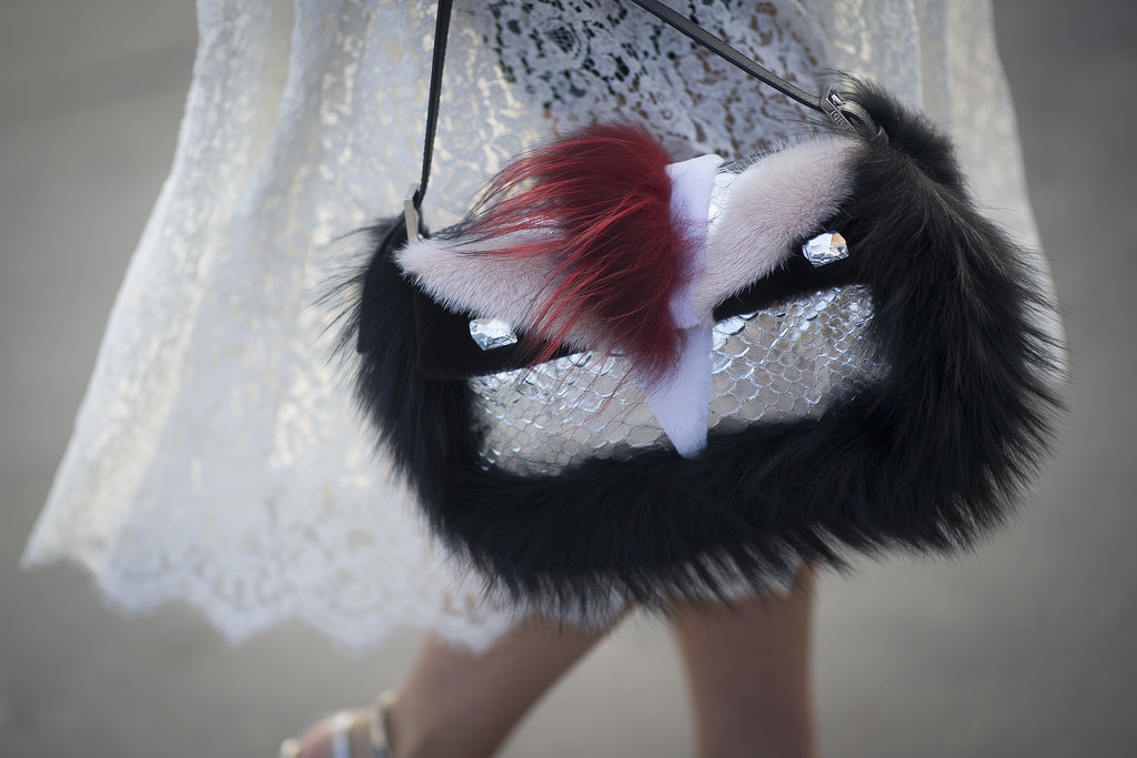This little Fendi is delightfully whimsical.