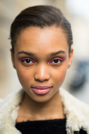 Get Up Close With the Best Off-the-Runway Beauty Looks From PFW!