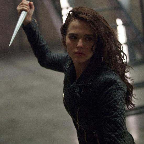 Zoey Deutch Interview For Vampire Academy