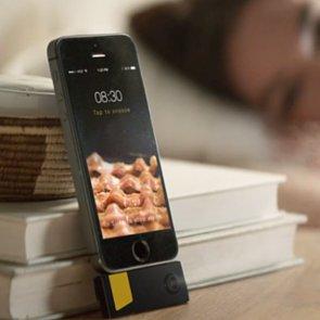 Bacon Scent iPhone Alarm Clock