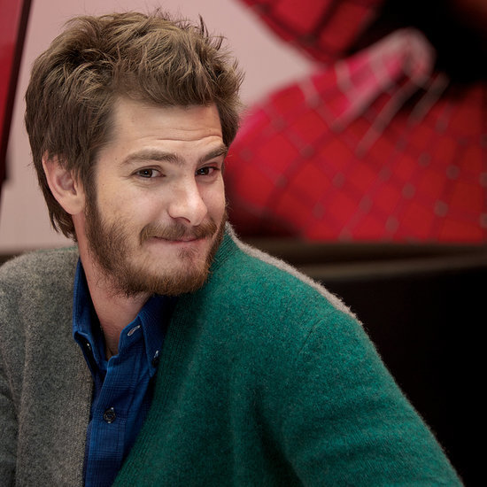 Andrew Garfield Skipped Oscars to Take Batkid to Disneyland