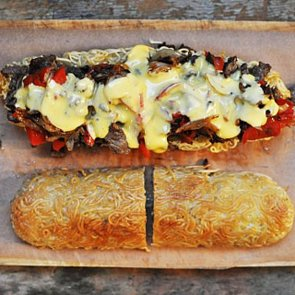 Ramen Hoagie Roll: Has the Trend Gone Too Far?
