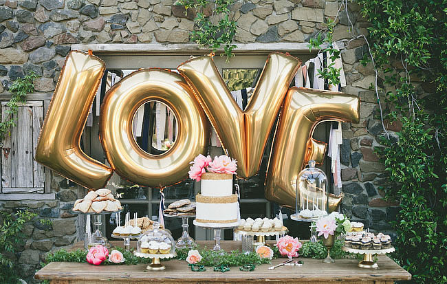 Give the Dessert Table Some Love