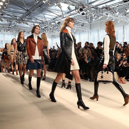 Louis Vuitton Fall 2014 Runway | Video