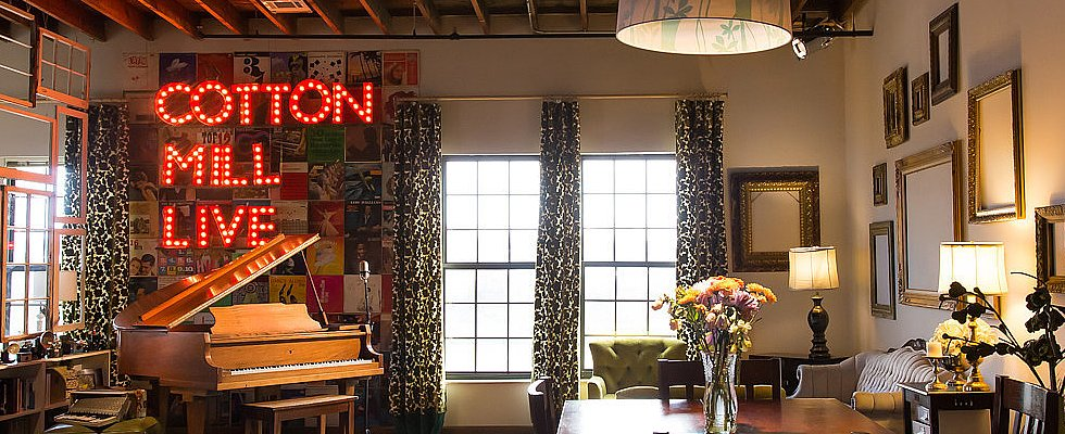 Inside the Loft That Inspires Nashville