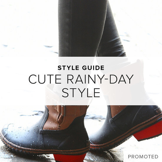 Cute Rainy-Day Outfits | Shopping