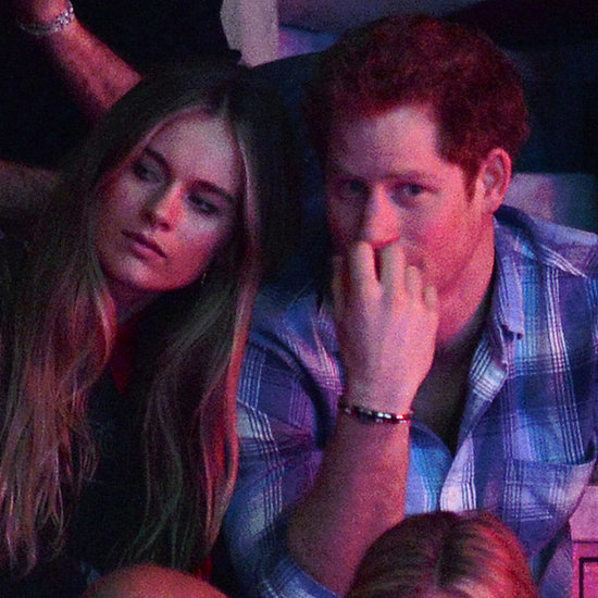Prince Harry and Cressida Bonas at We Day UK Event 2014