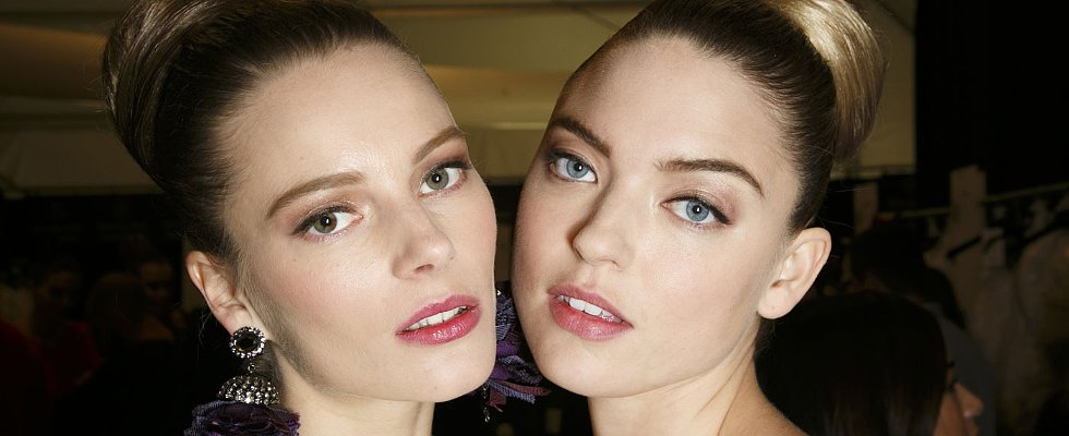10 Runway Beauty Looks Worth Pinning to Your Secret Bridal Board