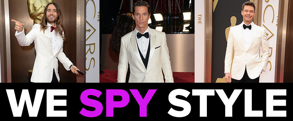 We Spy: Do You Like Men in a White Tux?