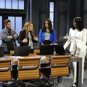 Lena Dunham's Scandal Parody on SNL