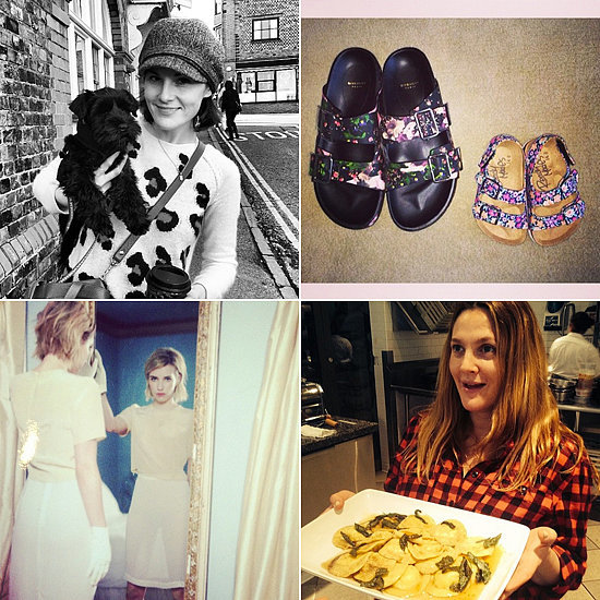 Celebrity Social Media Pictures | Week of March 10, 2014