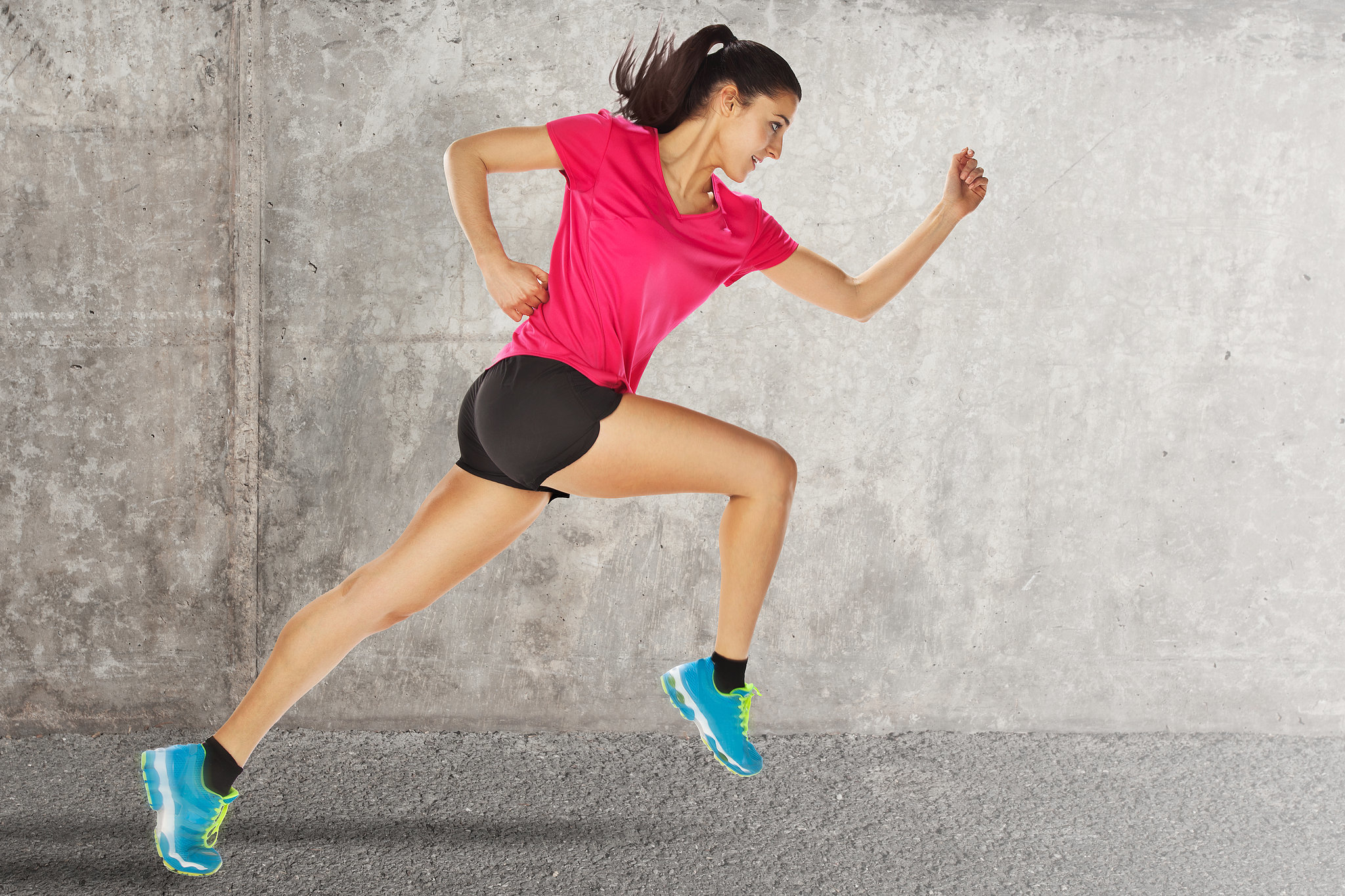 End Your Run With Sprints