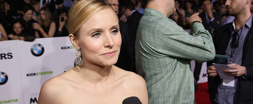Kristen Bell Tells Us What Dax Shepard Criticized About Veronica Mars