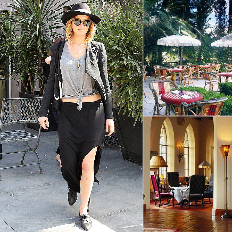 Chateau Marmont, Hollywood, CA
